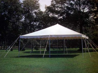 16 X 16 Do It Yourself Tent Taylor Rental Of Torrington