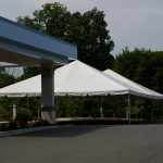 2- 30'x30' Frame Tents for an Employee Appreciation Day