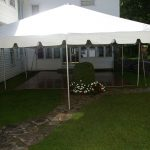 20'x30' Frame Tent with Dance Floor