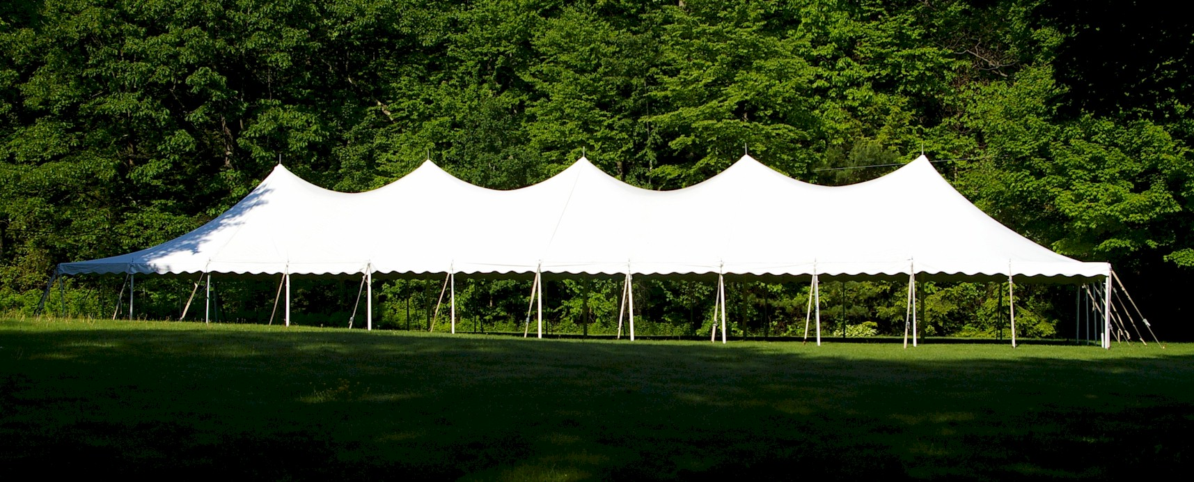 30 X 90 Pole Tent Taylor Rental Of Torrington