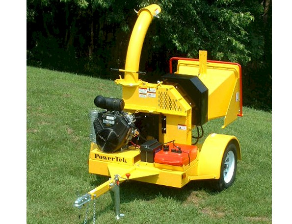 Wood Chipper 5 Quot Max Log 8hr Day Taylor Rental Of