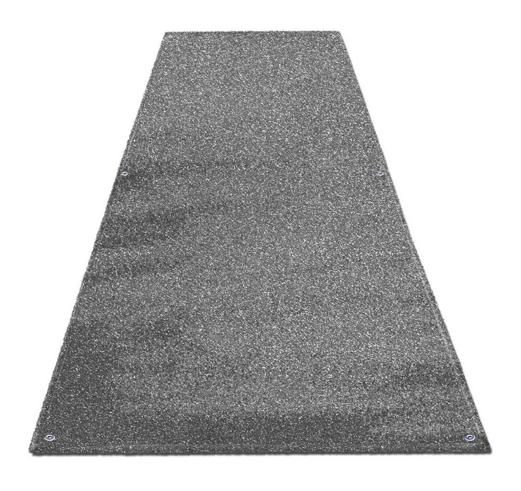 Carpet Runner Outdoor Gray 100 X 5 Taylor Rental Of