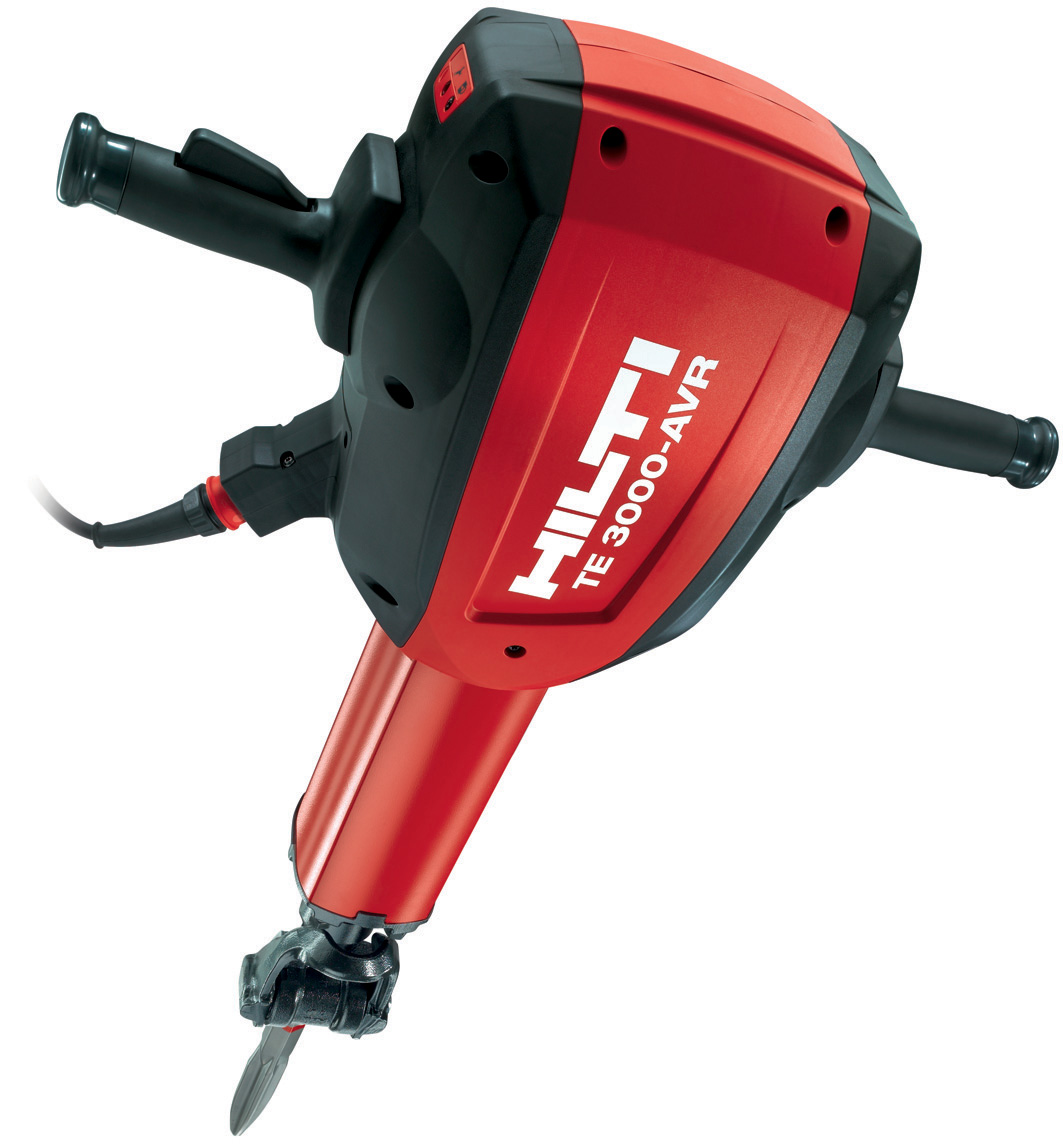 Electric Hammer Extra Large Hilti Te 3000 Taylor