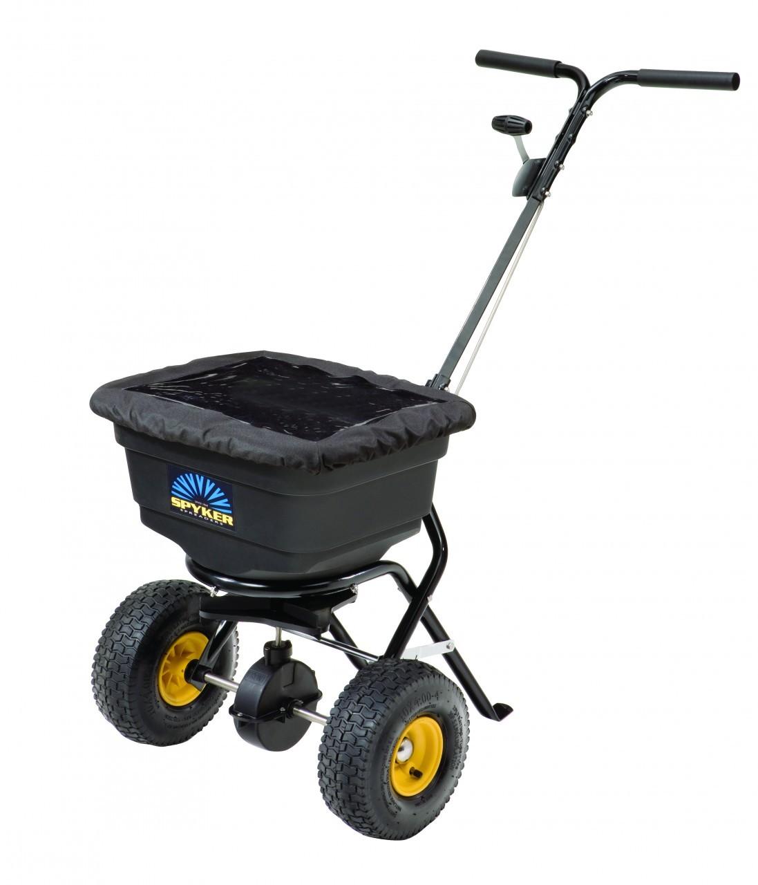 Best Lawn Fertilizer >> Fertilizer Spreader - Taylor Rental of Torrington