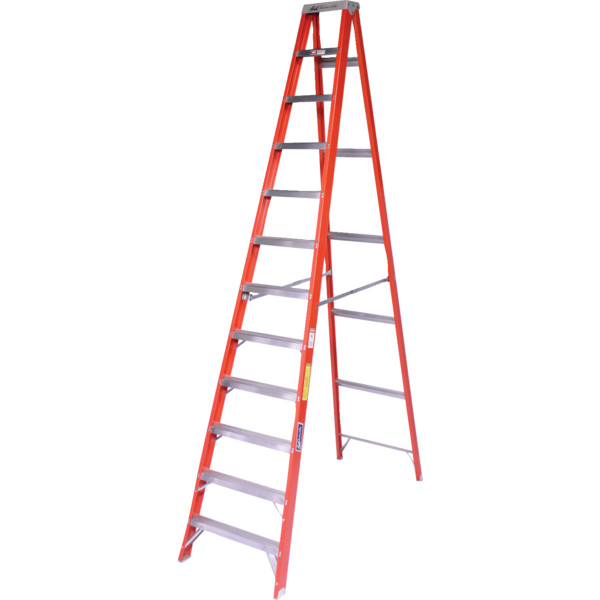 Step Ladder, 12\' - Taylor Rental of Torrington