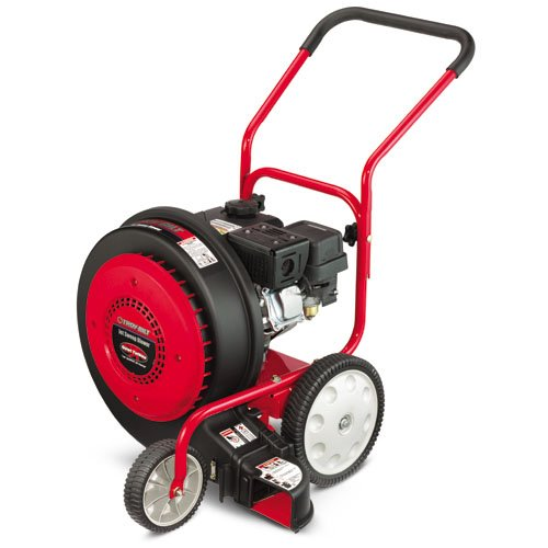 Propane Powered Blower : Leaf blower walk behind hr day taylor rental of